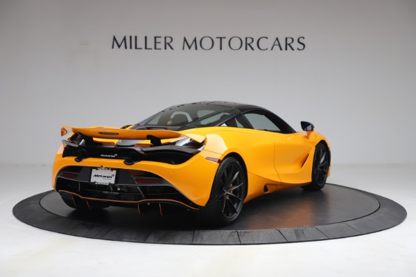 Used 2019 McLaren 720S Performance for sale $309,990 at Aston Martin of Greenwich in Greenwich CT 06830 7