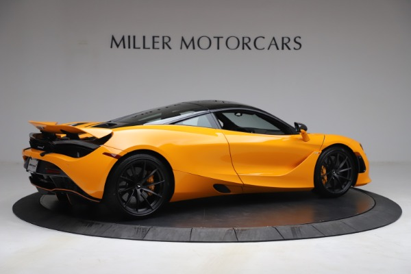 New 2019 McLaren 720S Performance for sale Sold at Aston Martin of Greenwich in Greenwich CT 06830 8