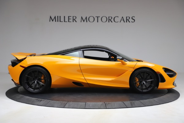 Used 2019 McLaren 720S Performance for sale $309,990 at Aston Martin of Greenwich in Greenwich CT 06830 9