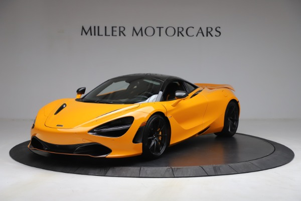 New 2019 McLaren 720S Performance for sale Sold at Aston Martin of Greenwich in Greenwich CT 06830 1