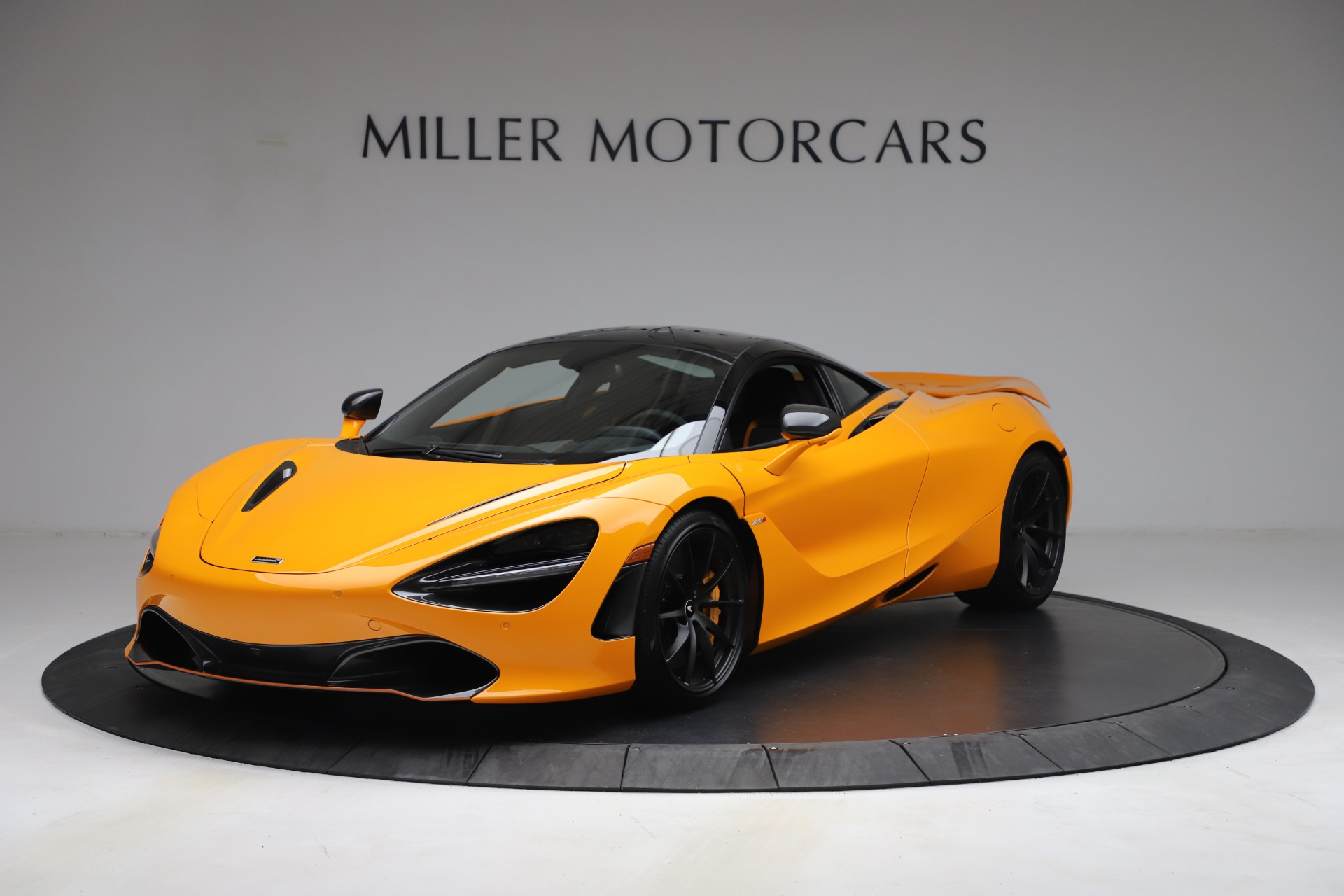 Used 2019 McLaren 720S Performance for sale $309,990 at Aston Martin of Greenwich in Greenwich CT 06830 1