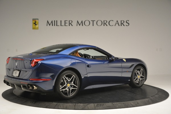 Used 2016 Ferrari California T for sale $155,900 at Aston Martin of Greenwich in Greenwich CT 06830 20