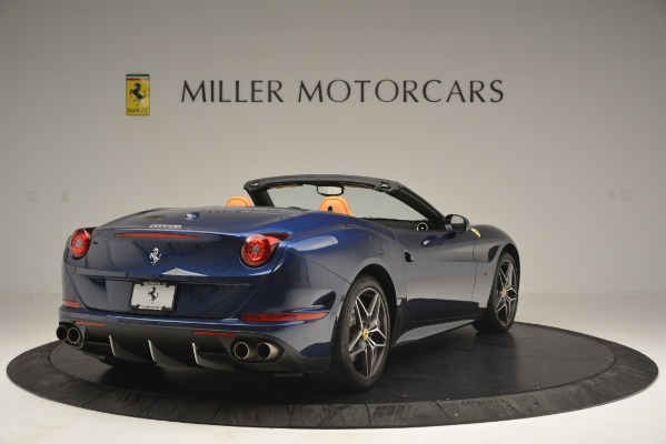 Used 2016 Ferrari California T for sale $155,900 at Aston Martin of Greenwich in Greenwich CT 06830 7