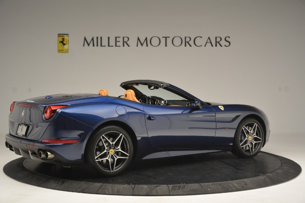 Used 2016 Ferrari California T for sale $155,900 at Aston Martin of Greenwich in Greenwich CT 06830 8
