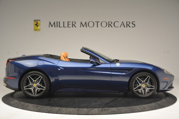 Used 2016 Ferrari California T for sale $155,900 at Aston Martin of Greenwich in Greenwich CT 06830 9