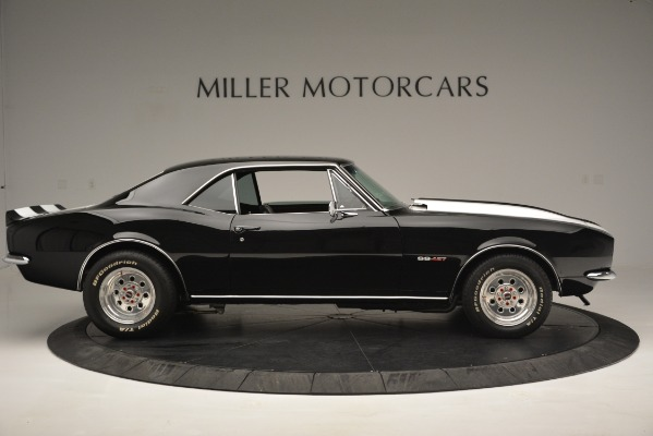 Used 1967 Chevrolet Camaro SS Tribute for sale Sold at Aston Martin of Greenwich in Greenwich CT 06830 11
