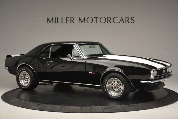 Used 1967 Chevrolet Camaro SS Tribute for sale Sold at Aston Martin of Greenwich in Greenwich CT 06830 12