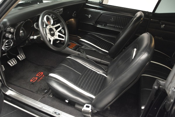 Used 1967 Chevrolet Camaro SS Tribute for sale Sold at Aston Martin of Greenwich in Greenwich CT 06830 16