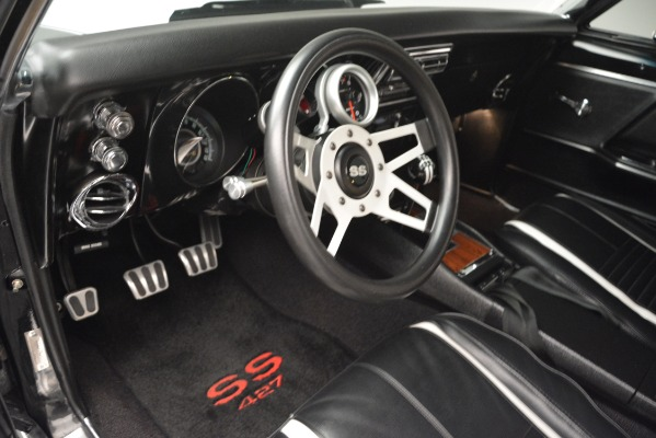 Used 1967 Chevrolet Camaro SS Tribute for sale Sold at Aston Martin of Greenwich in Greenwich CT 06830 18