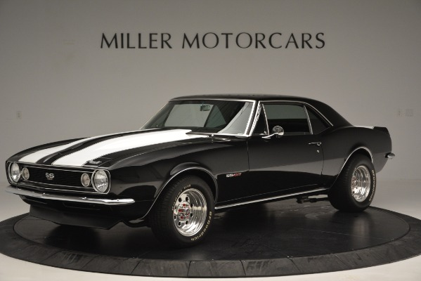 Used 1967 Chevrolet Camaro SS Tribute for sale Sold at Aston Martin of Greenwich in Greenwich CT 06830 2