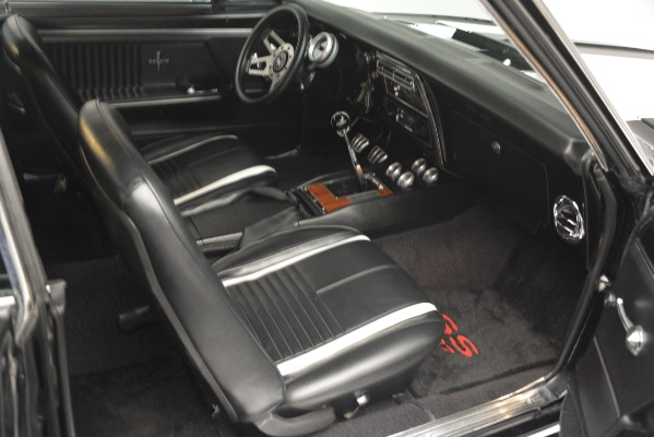 Used 1967 Chevrolet Camaro SS Tribute for sale Sold at Aston Martin of Greenwich in Greenwich CT 06830 20