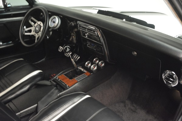 Used 1967 Chevrolet Camaro SS Tribute for sale Sold at Aston Martin of Greenwich in Greenwich CT 06830 21