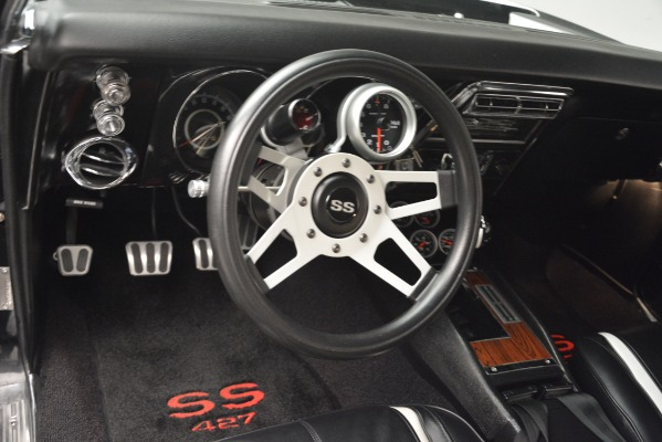 Used 1967 Chevrolet Camaro SS Tribute for sale Sold at Aston Martin of Greenwich in Greenwich CT 06830 23