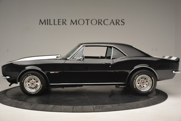 Used 1967 Chevrolet Camaro SS Tribute for sale Sold at Aston Martin of Greenwich in Greenwich CT 06830 3