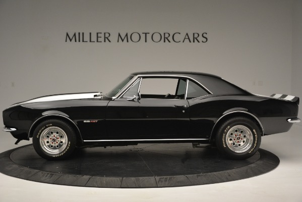 Used 1967 Chevrolet Camaro SS Tribute for sale Sold at Aston Martin of Greenwich in Greenwich CT 06830 4