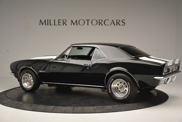 Used 1967 Chevrolet Camaro SS Tribute for sale Sold at Aston Martin of Greenwich in Greenwich CT 06830 5