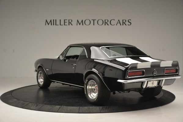 Used 1967 Chevrolet Camaro SS Tribute for sale Sold at Aston Martin of Greenwich in Greenwich CT 06830 6