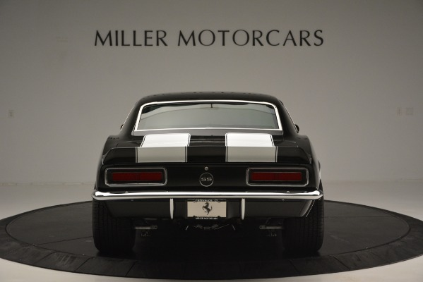 Used 1967 Chevrolet Camaro SS Tribute for sale Sold at Aston Martin of Greenwich in Greenwich CT 06830 7