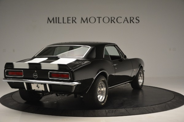 Used 1967 Chevrolet Camaro SS Tribute for sale Sold at Aston Martin of Greenwich in Greenwich CT 06830 9