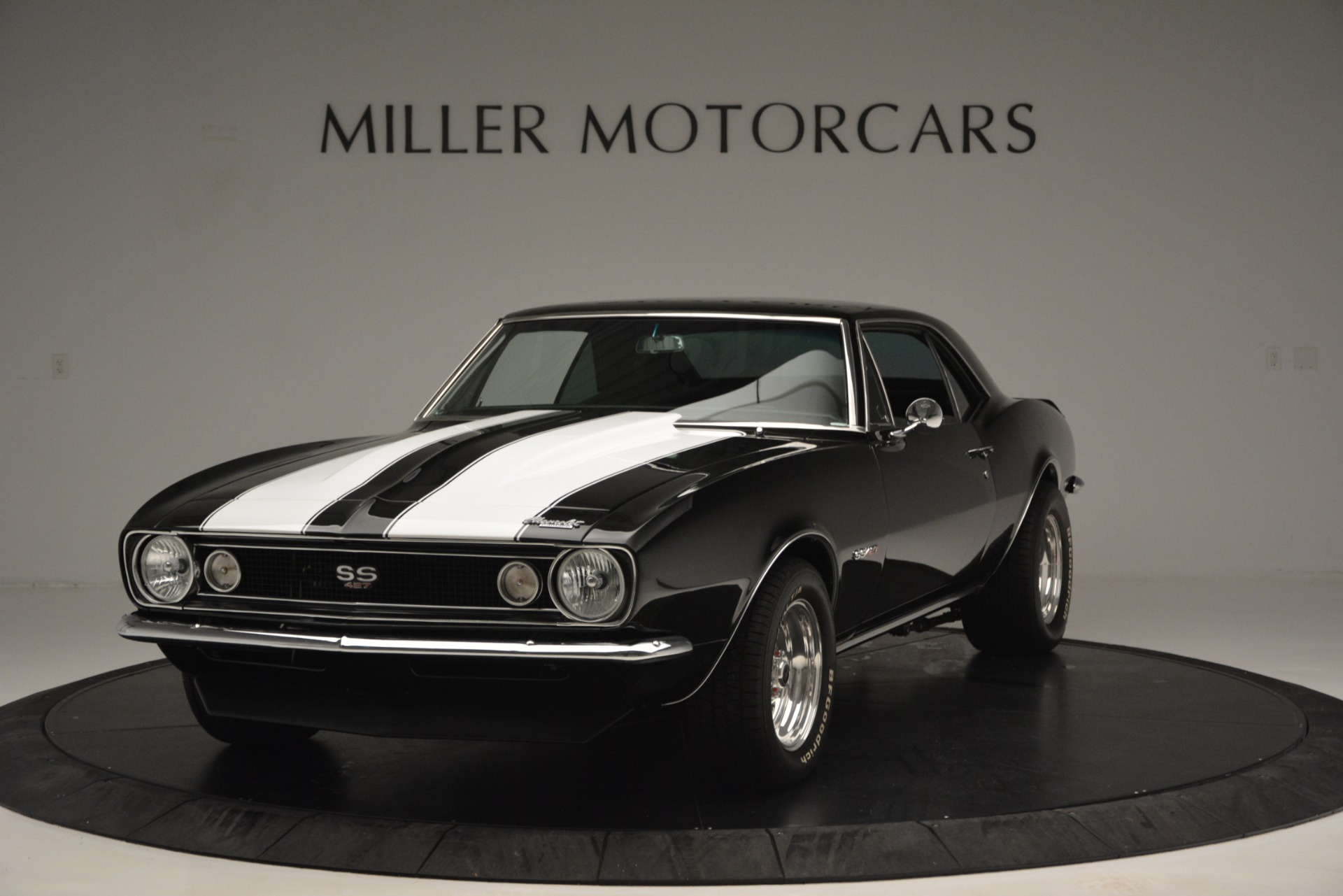Used 1967 Chevrolet Camaro SS Tribute for sale Sold at Aston Martin of Greenwich in Greenwich CT 06830 1