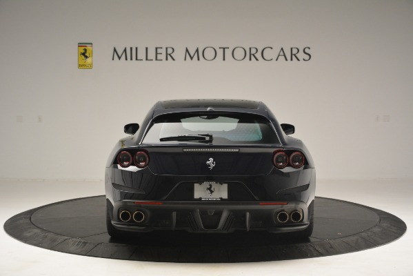 Used 2018 Ferrari GTC4Lusso for sale Sold at Aston Martin of Greenwich in Greenwich CT 06830 6