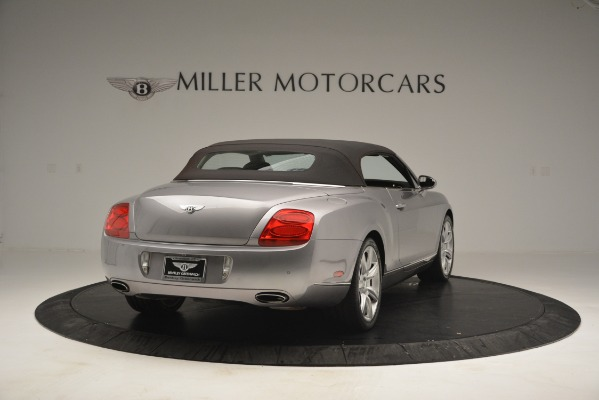 Used 2009 Bentley Continental GT GT for sale Sold at Aston Martin of Greenwich in Greenwich CT 06830 17