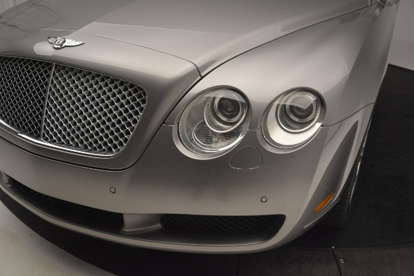 Used 2009 Bentley Continental GT GT for sale Sold at Aston Martin of Greenwich in Greenwich CT 06830 21