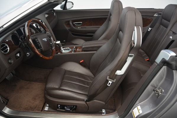 Used 2009 Bentley Continental GT GT for sale Sold at Aston Martin of Greenwich in Greenwich CT 06830 24
