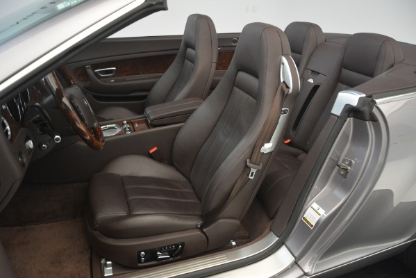 Used 2009 Bentley Continental GT GT for sale Sold at Aston Martin of Greenwich in Greenwich CT 06830 25