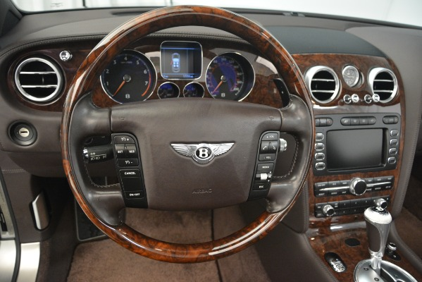 Used 2009 Bentley Continental GT GT for sale Sold at Aston Martin of Greenwich in Greenwich CT 06830 26
