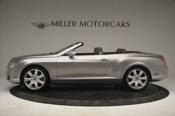 Used 2009 Bentley Continental GT GT for sale Sold at Aston Martin of Greenwich in Greenwich CT 06830 3