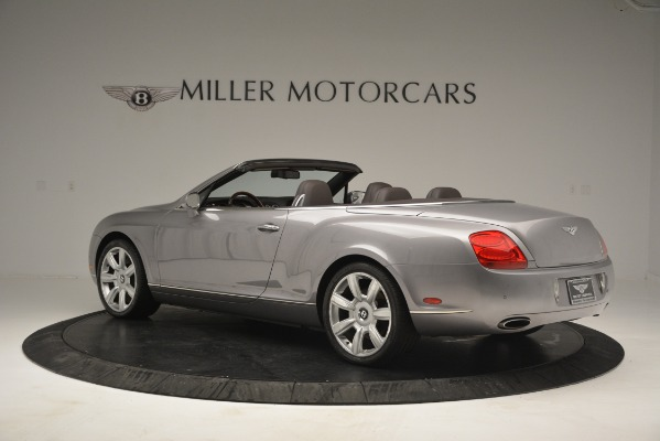 Used 2009 Bentley Continental GT GT for sale Sold at Aston Martin of Greenwich in Greenwich CT 06830 4