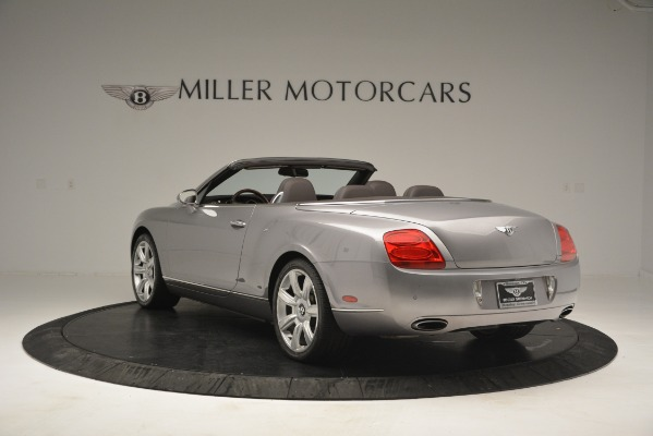 Used 2009 Bentley Continental GT GT for sale Sold at Aston Martin of Greenwich in Greenwich CT 06830 5
