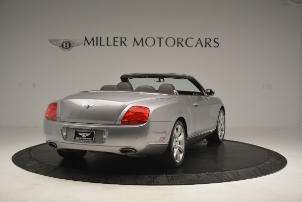 Used 2009 Bentley Continental GT GT for sale Sold at Aston Martin of Greenwich in Greenwich CT 06830 7