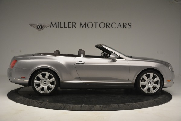 Used 2009 Bentley Continental GT GT for sale Sold at Aston Martin of Greenwich in Greenwich CT 06830 9