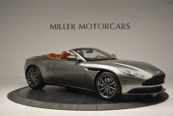 Used 2019 Aston Martin DB11 V8 Convertible for sale Sold at Aston Martin of Greenwich in Greenwich CT 06830 10