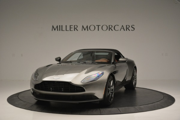 Used 2019 Aston Martin DB11 V8 Convertible for sale Sold at Aston Martin of Greenwich in Greenwich CT 06830 13
