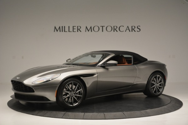 Used 2019 Aston Martin DB11 V8 Convertible for sale Sold at Aston Martin of Greenwich in Greenwich CT 06830 14