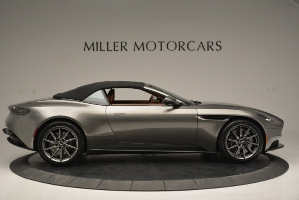 Used 2019 Aston Martin DB11 V8 Convertible for sale Sold at Aston Martin of Greenwich in Greenwich CT 06830 16