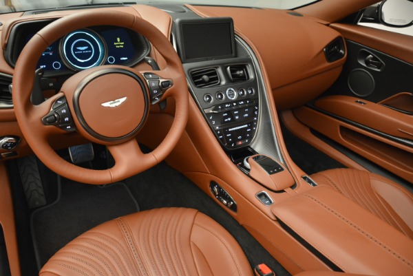 Used 2019 Aston Martin DB11 V8 Convertible for sale Sold at Aston Martin of Greenwich in Greenwich CT 06830 20