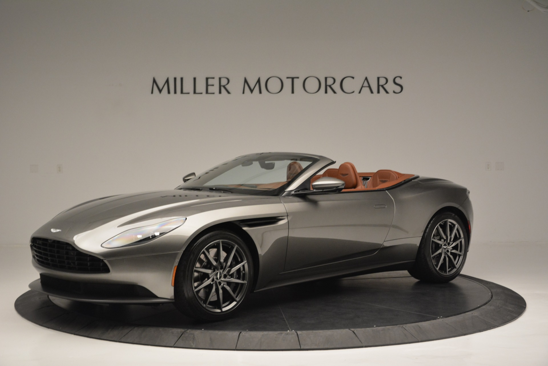 Used 2019 Aston Martin DB11 V8 Convertible for sale Sold at Aston Martin of Greenwich in Greenwich CT 06830 1