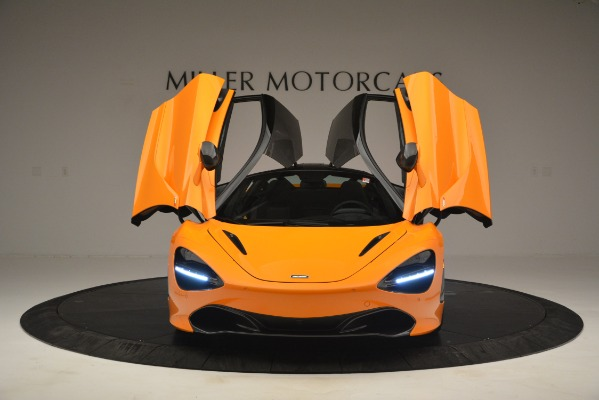Used 2018 McLaren 720S Performance for sale Sold at Aston Martin of Greenwich in Greenwich CT 06830 13