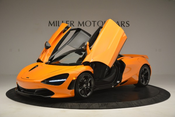 Used 2018 McLaren 720S Performance for sale Sold at Aston Martin of Greenwich in Greenwich CT 06830 14