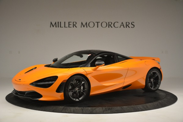 Used 2018 McLaren 720S Performance for sale Sold at Aston Martin of Greenwich in Greenwich CT 06830 2