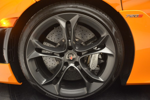 Used 2018 McLaren 720S Performance for sale Sold at Aston Martin of Greenwich in Greenwich CT 06830 22