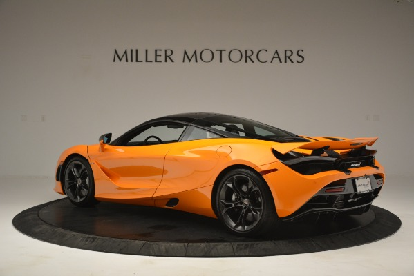 Used 2018 McLaren 720S Performance for sale Sold at Aston Martin of Greenwich in Greenwich CT 06830 4