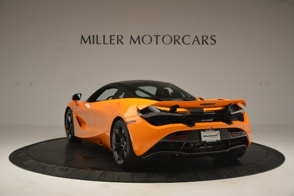 Used 2018 McLaren 720S Performance for sale Sold at Aston Martin of Greenwich in Greenwich CT 06830 5