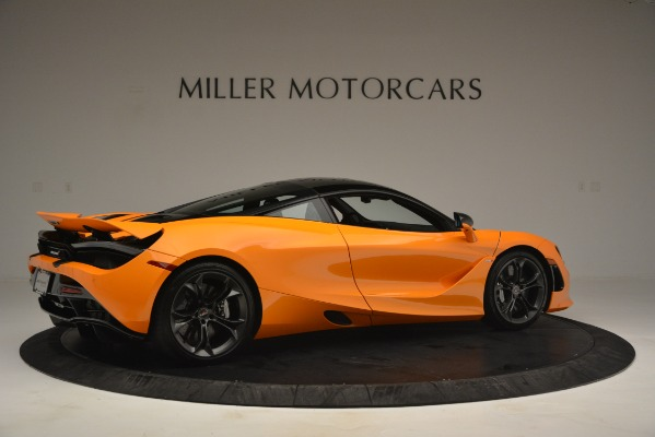 Used 2018 McLaren 720S Performance for sale Sold at Aston Martin of Greenwich in Greenwich CT 06830 8