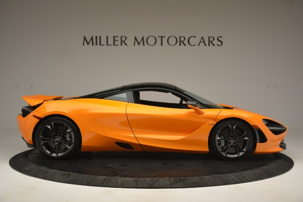 Used 2018 McLaren 720S Performance for sale Sold at Aston Martin of Greenwich in Greenwich CT 06830 9