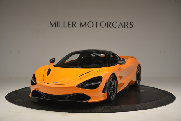 Used 2018 McLaren 720S Performance for sale Sold at Aston Martin of Greenwich in Greenwich CT 06830 1